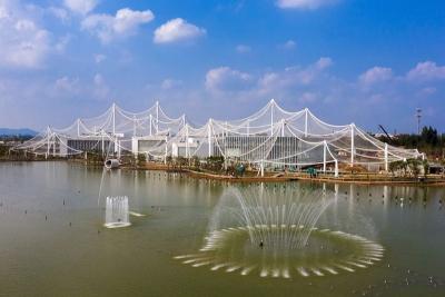 园博之变:传统工业区的华丽转身