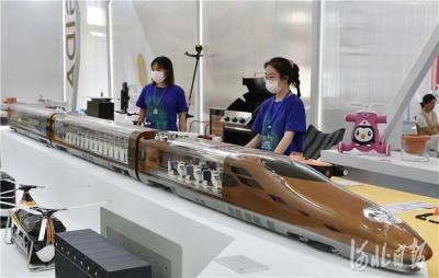 河北國際工業設計周主會場8項目簽約 初步達成合作協議300余項