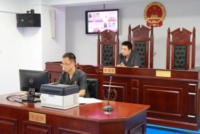 """成安县公安局""""速裁法庭""""跑出执法办案新速度"""