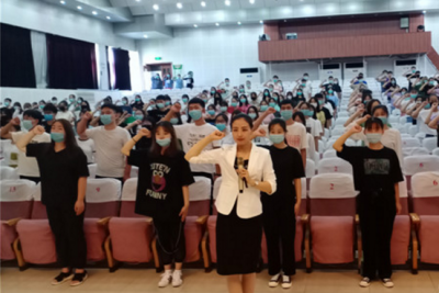 河北省第四届(邯郸)园博会志愿者线下培训启动