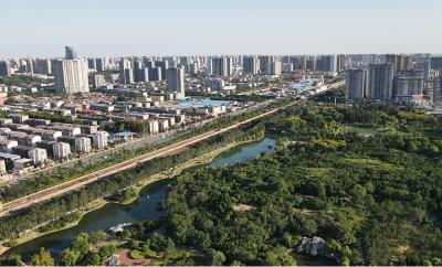"""邯郸:绿色""""复兴"""",变身城市""""后花园"""""""