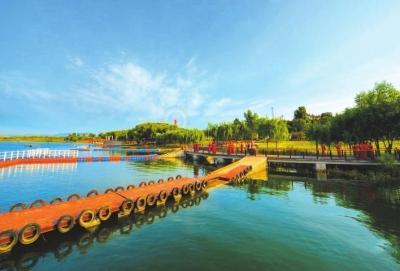 """河北磁县以旅发大会为媒打造全域旅游""""珍珠链"""""""