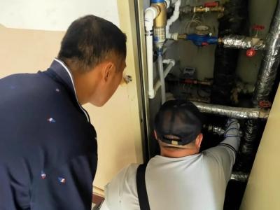 邯郸自来水公司积极维修提效率,服务群众见真功