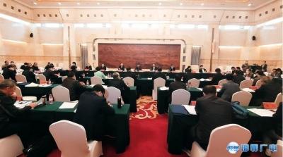 邯郸V视 | 2020年水利部地下水管理工作座谈会在邯召开