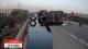 邯郸V视|高速两车相撞沥青洒一地众人合力解救被困司机