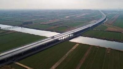 年底通车!京津冀一体化重点工程国道G205津冀界段完工