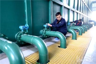 提高农村供水质量 改善群众饮水条件