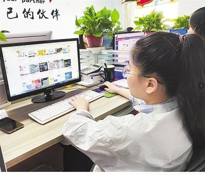 """永年区临洺关镇河北铺社区:  """"小螺丝""""搭乘电商快车"""