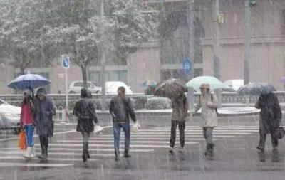我省再迎雨雪大风降温天气