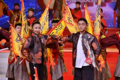 """传承武术文化,展现舞蹈魅力,""""武舞开""""再登央视舞台"""