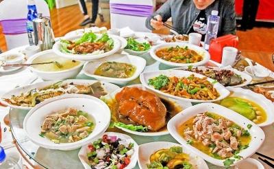食客们注意了,今后点餐浪费或将收厨余垃圾处理费