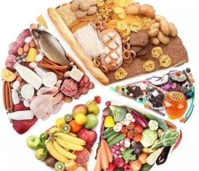 """半数以上成年人超重 中华饮食结构有了""""直筒腰""""?"""