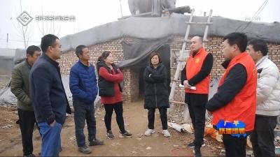 """广平:新时代文明实践""""三送""""志愿服务助力乡村振兴"""