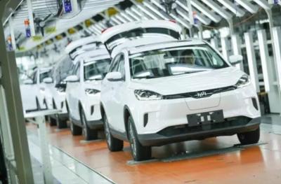 中国汽车抢眼表现拉开新一轮竞争大幕