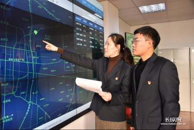 全省首家!邯郸市水质在线监测与省供水监管平台同步对接
