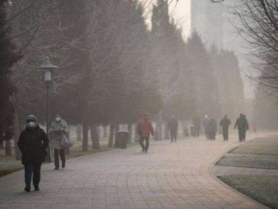 秋冬季以来京津冀区域重污染过程次数同比减五成