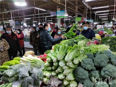 河北:强化市场监管,严禁商超等囤积居奇哄抬价格