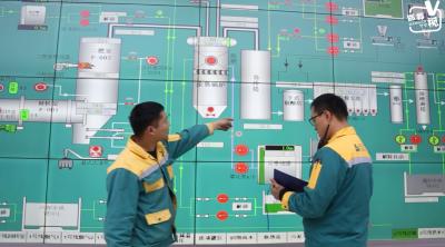 邯郸V视 |馆陶县生活垃圾焚烧发电项目在全省率先实现并网发电