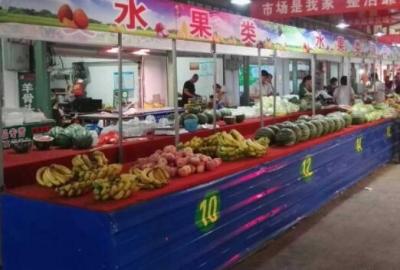 邯郸市18家市场获评2020年度文明诚信市场
