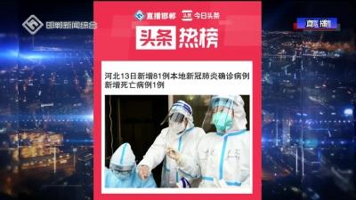 直播邯郸 01-14 头条热榜