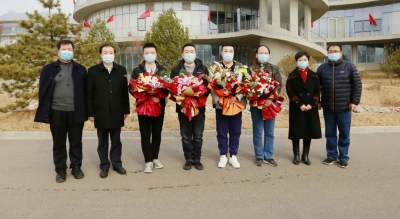 邯郸市支援石家庄医疗队第一批返邯队员结束集中休养