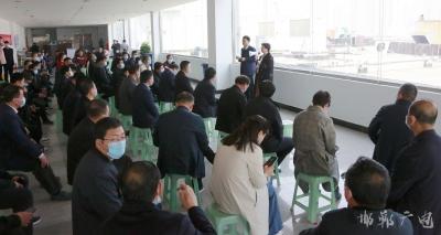 邯郸市召开新冠病毒疫苗接种大型场馆临时接种点现场观摩会