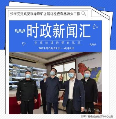 时政新闻汇(4月5日——4月11日)