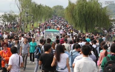 五一出遊人次有望突破兩億 國內旅遊有望強勁複蘇