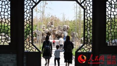 河北磁縣:五一假期接待遊客量達66.9萬人次