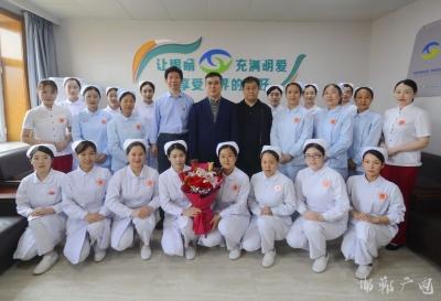 """邯鄲市第三醫院""""5.12""""護士節慰問""""白衣天使"""""""