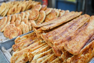峰峰彭城街的缸爐燒餅,到底有多神奇?!
