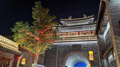 旅發在線丨串城記憶——明清時期邯鄲古城的中心