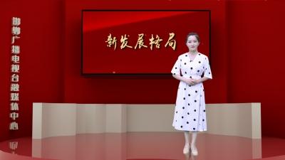 邯鄲V視|百年黨史關鍵詞(一百)——新發展格局