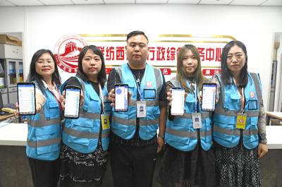 邯鄲:聯紡西街道網格化巡查軟件登陸上崗