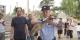 邯鄲V視| 邯鄲廣平:國家二級重點保護動物鳳頭鸊鷉驚現田間 民警及時救助