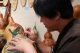 【高端媒體看邯鄲】河北館陶一藝人創作糧畫葫蘆助農增收