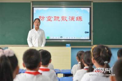 邯鄲:應急疏散演練進校園