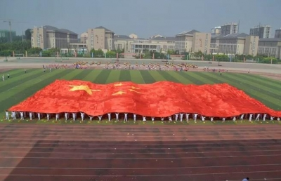 临漳县2019年中小学生体育节田径运动会隆重开幕