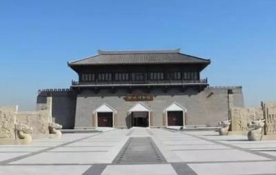 临漳县古城历史