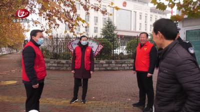 【临漳要闻】 刘涛等县领导参加常态化创城志愿服务活动