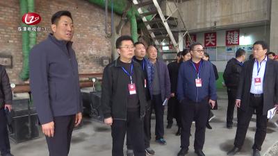 【临漳新闻】县政协委员视察我县民生实事及提案办理情况