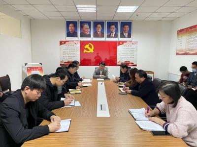 我县各级各部门迅速传达学习县委十一届委员会第十次全体会议精神和于书记重要讲话