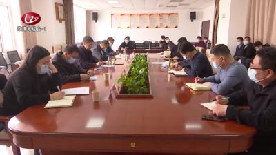 """【临漳新闻】 省环保厅核查我县""""解除限批""""工作"""