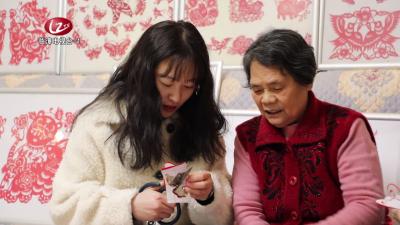 【临漳新闻】74岁老艺人为抗疫剪出别样赤红情怀